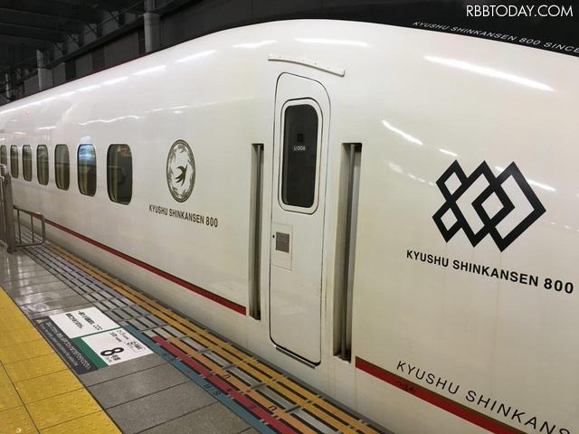 九州新幹線「つばめ」号