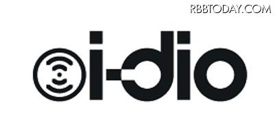 「i-dio」ロゴ