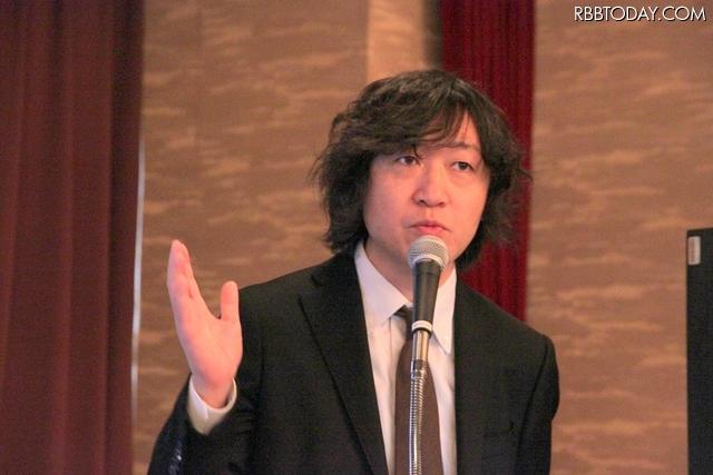 エフエム東京マルチメディア放送事業本部ゼネラルプロデューサーの森田太氏