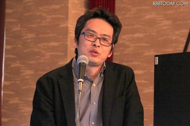 TS ONEチャンネルを展開するTOKYO SMARTCAST 編成制作部長の砂井博文氏