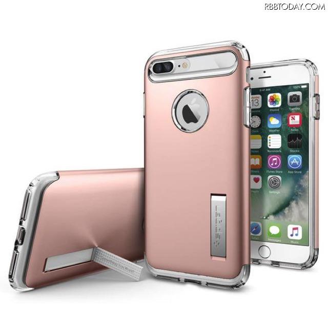 正式発表前なのにiPhone 7用ケースが登場!Spigenが発売