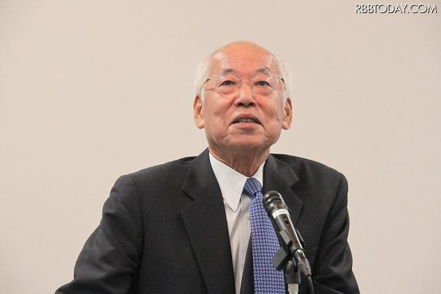 IIJ 代表取締役会長CEOの鈴木幸一氏