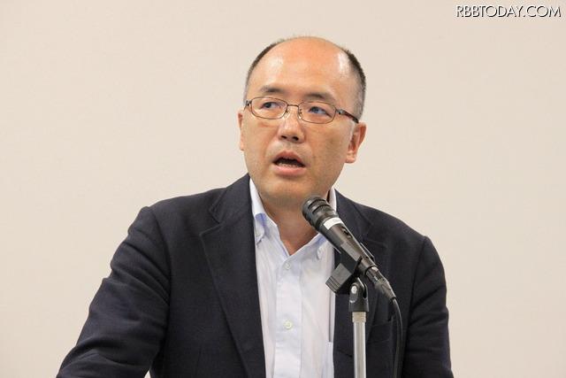 IIJ 取締役CTOの島上純一氏