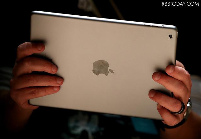 2013年発売のiPad Air (C)Getty Images