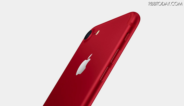 iPhone 7の新色