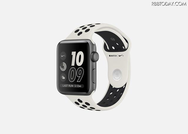 ニュートラルトーンの限定版!Apple Watch NIKELABが登場