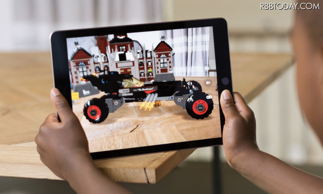 iPhoneやiPadで手軽に使えるARアプリも増えそう