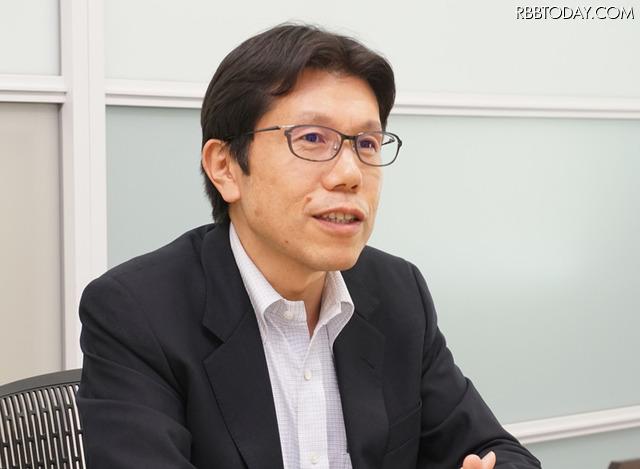 ソニーネットワークコミュニケーションズ モバイル事業部門 ビジネス開発部 部長 細井邦俊氏