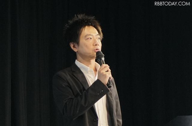 ベルキンジャパン ナショナルセールスマネージャーの石井靖人氏