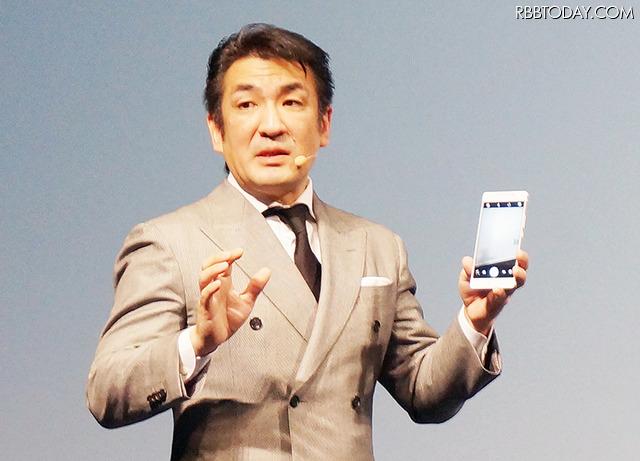 フリーテルブランドを展開するプラスワン・マーケティングの増田社長