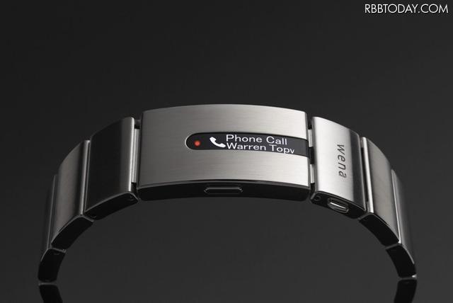 wena(TM) wrist pro 『WB-11A/S』 (シルバー)