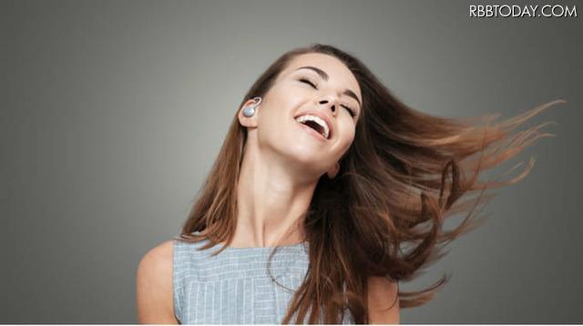 Bluetooth 5対応のワイヤレスイヤフォン「EOZ Air」
