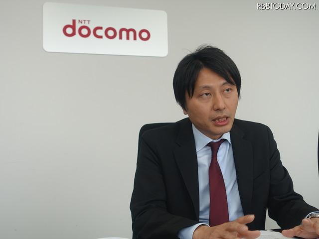 NTTドコモ コンシューマビジネス推進部 デジタルコンテンツサービス担当部長 山下智正氏