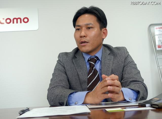 アイキャスト サービス本部 編成部 部長の安西浩樹氏