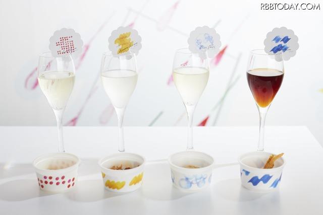 YUMMY SAKE体験後、筆者の眼の前には日本酒の世界が拓けていた