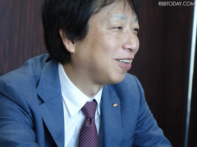 中部テレコミュニケーション 執行役員 コンシューマ営業本部長 横井和英氏