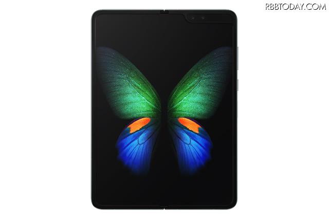 「スマホ」兼「タブレット」という新発想!サムスン、折りたたみ式端末「Galaxy Fold」を発表