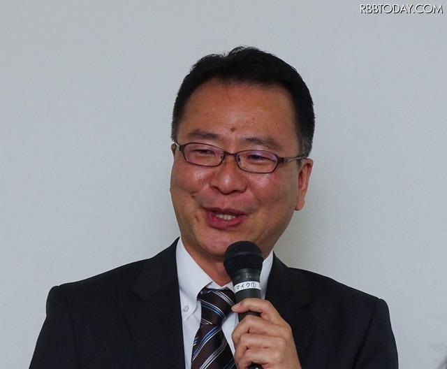 ソニーネットワークコミュニケーションズの神山明己氏
