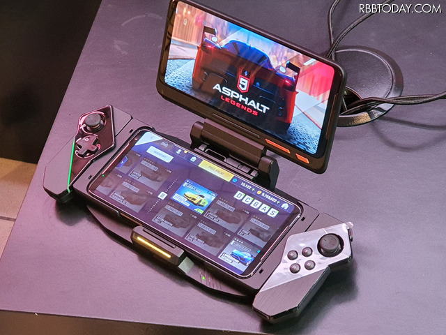 ASUSがゲーミングスマートフォン「ROG Phone II」のグローバル版を発表