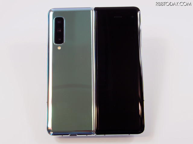 折りたたみスマートフォン「Galaxy Fold」をサムスンが一般公開!9月から各国で販売開始