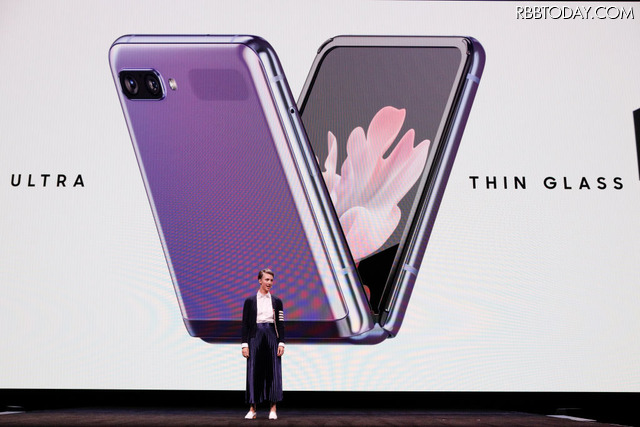「Galaxy UNPACKED 2020」(c)Getty Images
