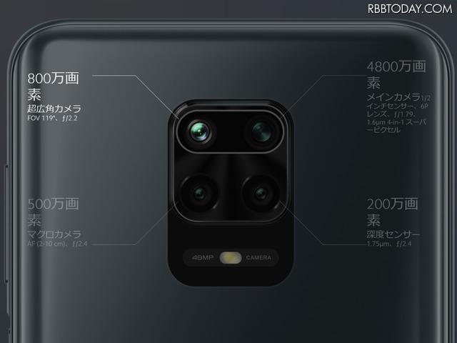 クワッドカメラで24,800円!シャオミがRedmi Note 9Sなど新型スマホを発表