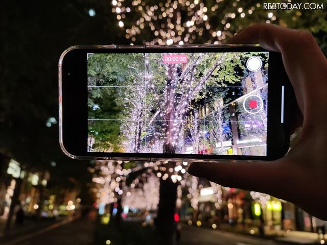 夜間ポートレートも超高クオリティ動画も!iPhone 12 Proの写真&動画性能をチェック!